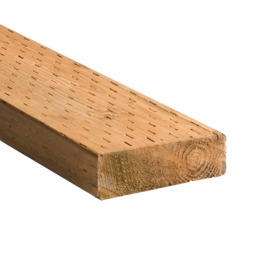 Top Choice (Common: 2-in X 6-in x 8-ft; Actual: 1.5-in x 5.5-in x 8-ft) Pressure Treated Lumber