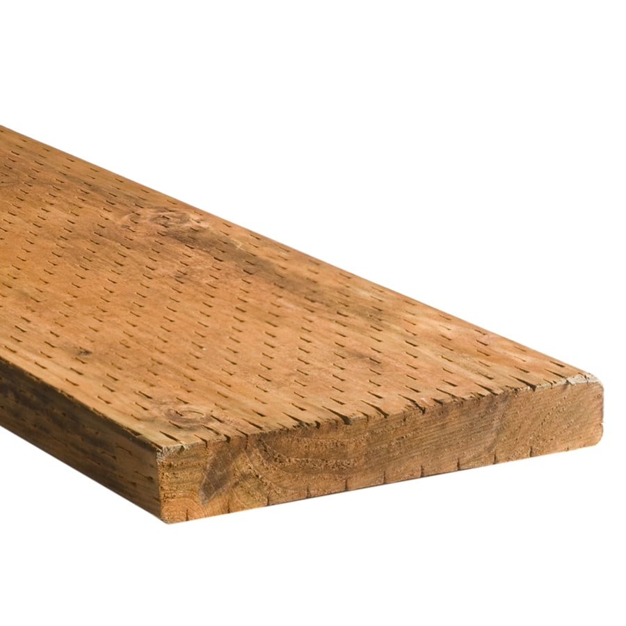 Top Choice (Common: 2-in x 12-in x 16-ft; Actual: 1.5-in x 11.25-in x 16-ft) Pressure Treated Lumber