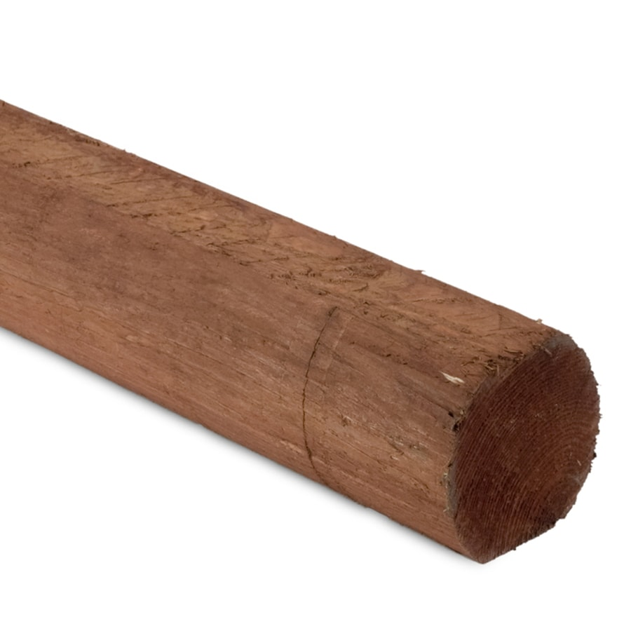 Severe Weather Landscape Timber (Actual: 2.8-in x 3.25-in x 8-ft)