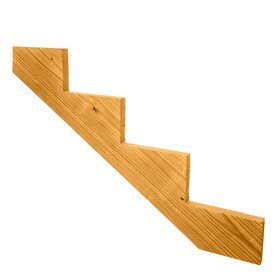 Shop Deck Stairs At Lowes Com