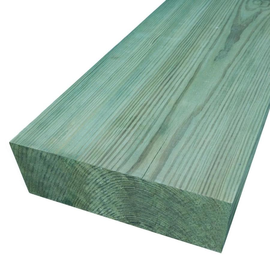 (Common: 4-in x 12-in x 16-ft; Actual: 3.5625-in x 11.5-in x 16-ft) Pressure Treated Lumber