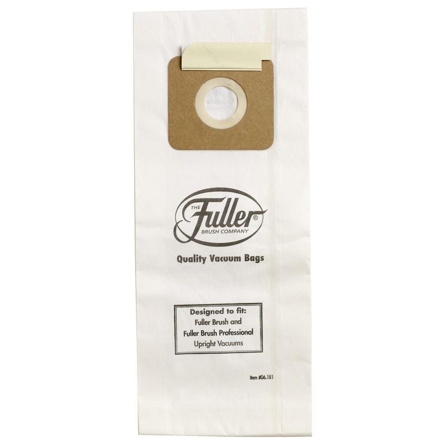 Vacuum Accessories At Dyson Dc24 Parts Diagram Dc17 Central Fuller Brush 6 Pack 28 Liters Disposable Paper Bag
