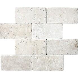 Anatolia Tile 8 Pack Chiaro Tumbled