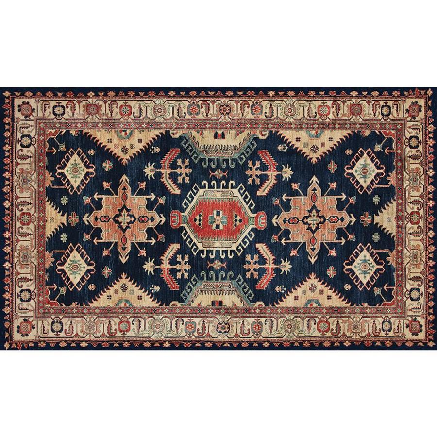 Pet Friendly Rugs Reviews: Ruggable Washable Sapphire Indoor/Outdoor Handcrafted
