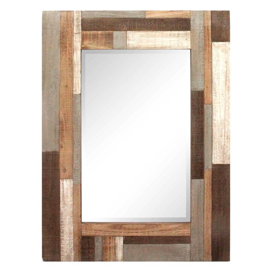 Framed Wall Mirror