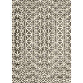 Ruggable Washable Rich Grey Indoor Outdoor Coastal Area Rug Common 5 X 7
