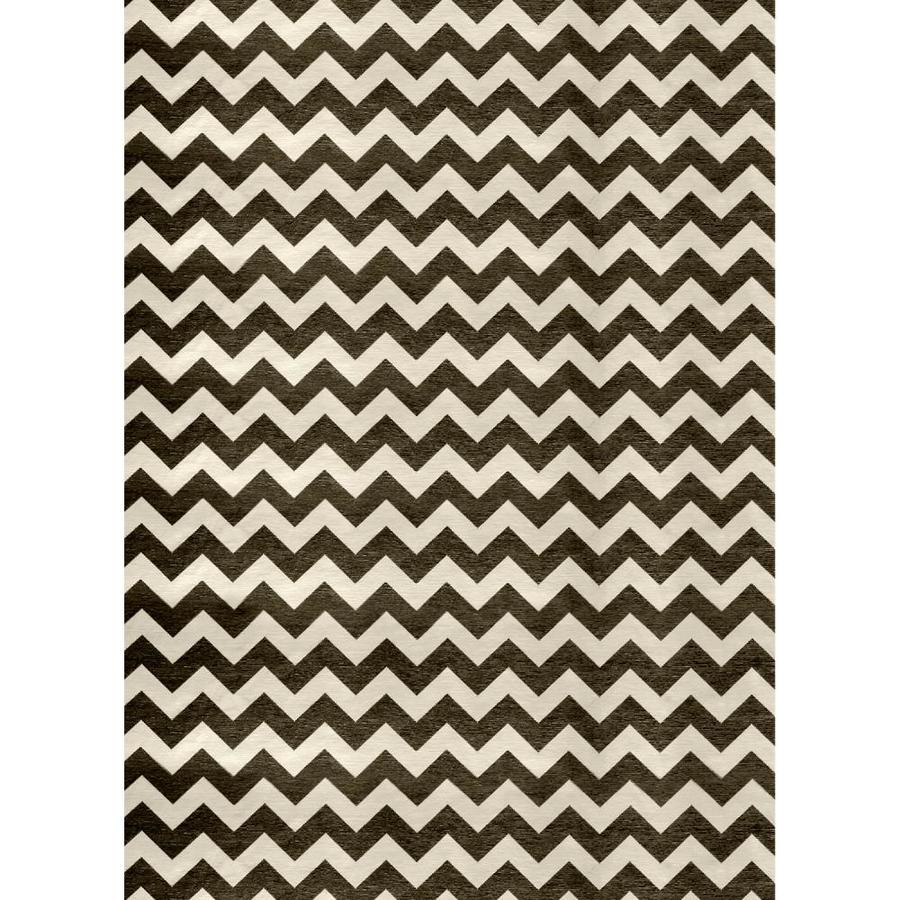 Ruggable Washable Black And White Indoor Outdoor Kids Area Rug