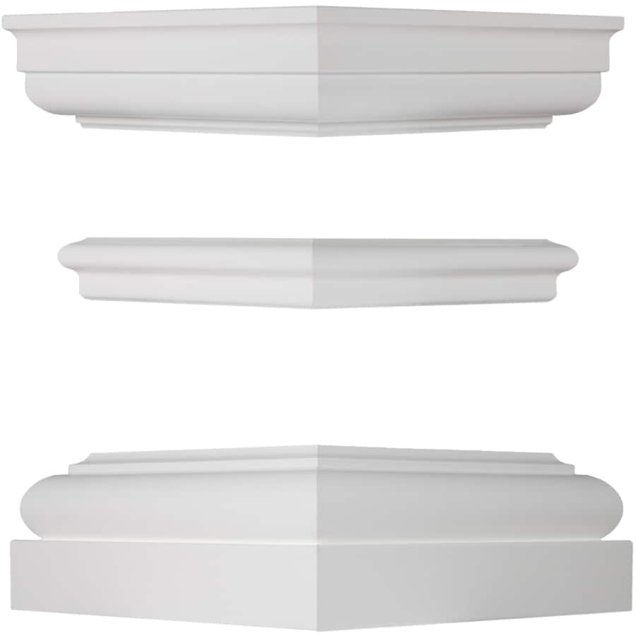 Fiberglass Column Caps : Shop turncraft in fiberglass column cap