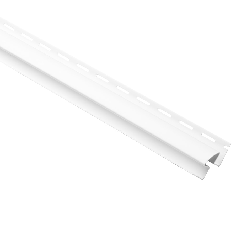 Georgia-Pacific 1.5-in x 120-in White Inside Corner Post Vinyl Siding Trim