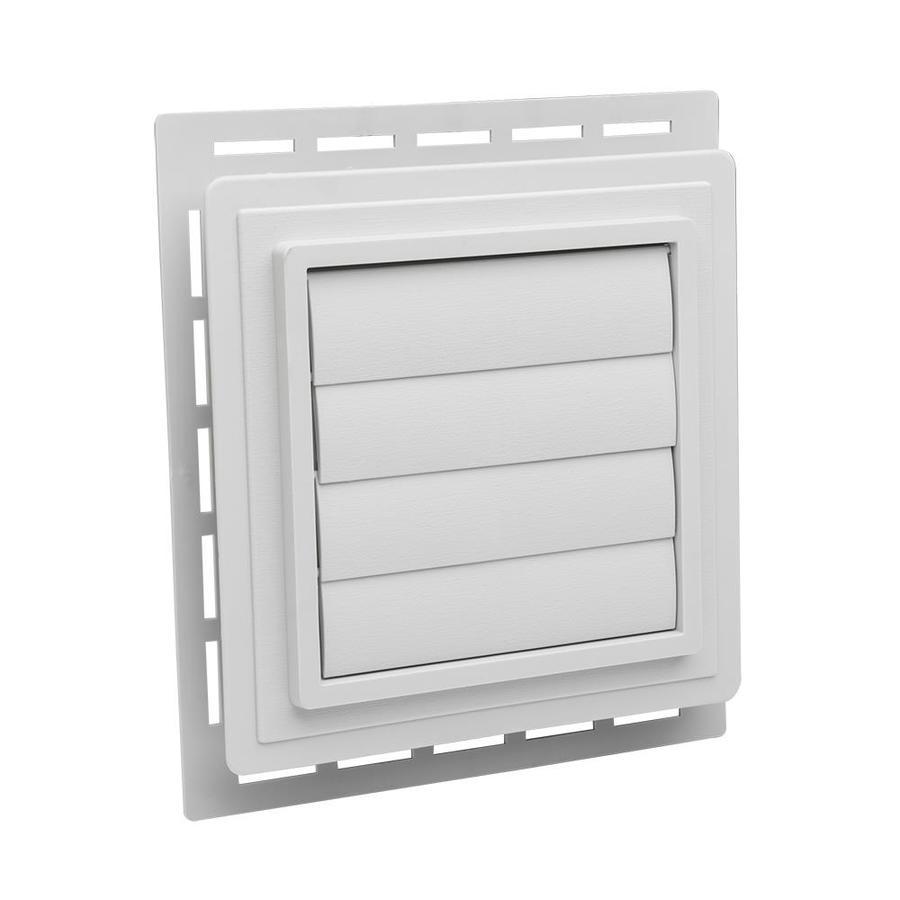 Durabuilt 7.5-in x 8.5-in Gray/Woodgrain Vinyl Universal Mounting Block