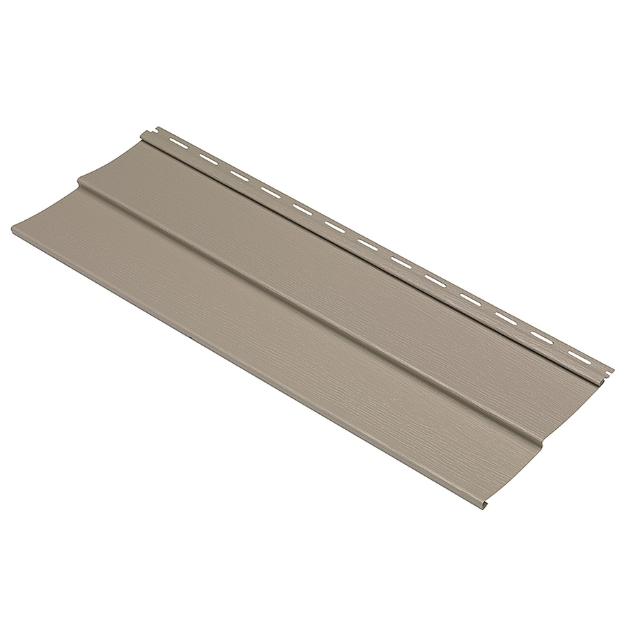 Durabuilt 440 Vinyl Siding Sample Double 4 Traditional Clay