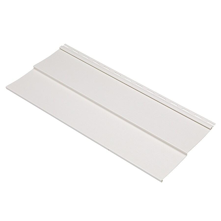 Durabuilt 410 Vinyl Siding Sample Double 5 Traditional Linen