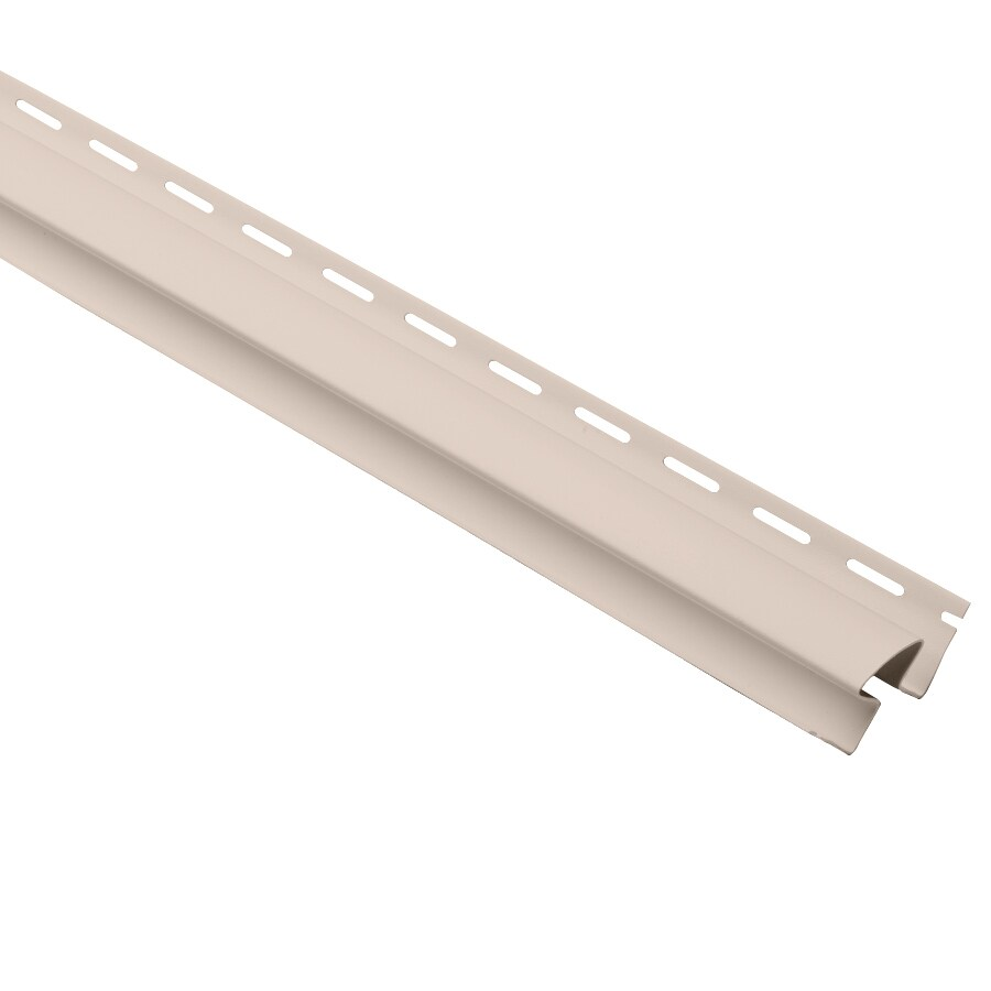 1.5-in x 120-in Beige Inside Corner Post Vinyl Siding Trim