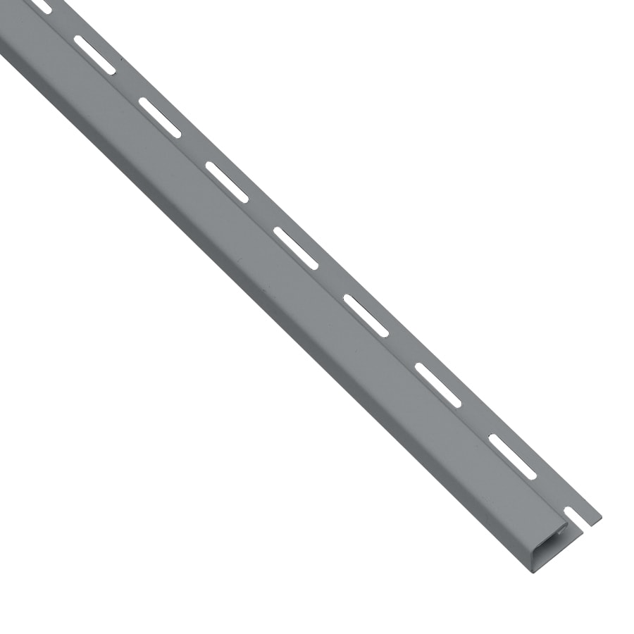0.875-in x 150-in Wedgewood J-Channel Vinyl Siding Trim