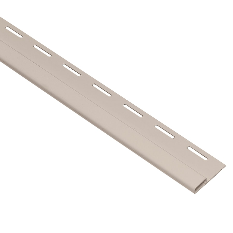 400 Vinyl Siding Trim Vinyl Siding Trim Vinyl Siding Trim Vinyl Siding Trim Undersill Beige 0.75-in x 150-in