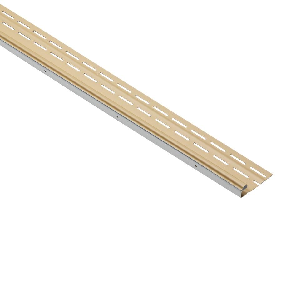 Durabuilt 3-in x 12.5-ft Vinyl Siding Starter Strip