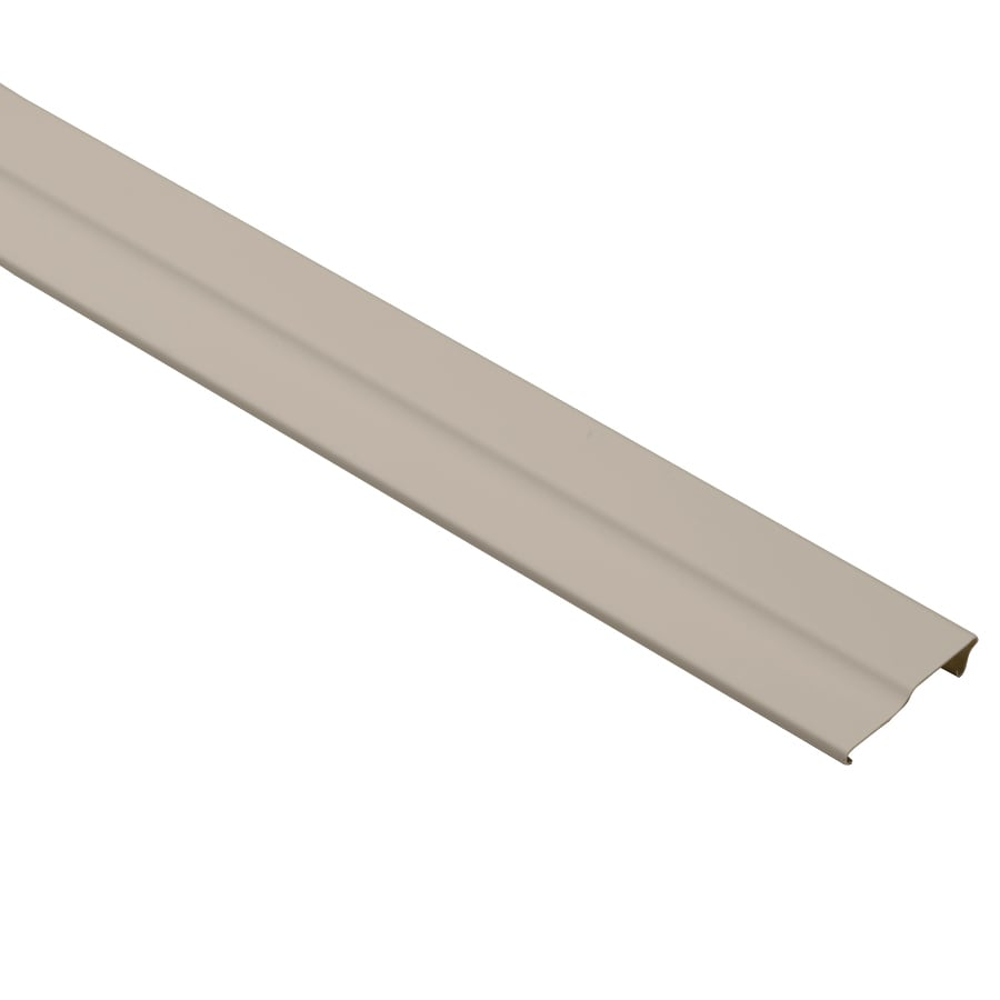 Durabuilt 3-in x 150-in Clay Crown Face Plate Vinyl Siding Trim