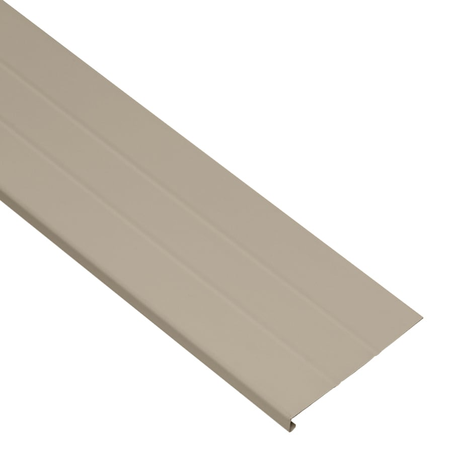 Shop Durabuilt 8 In X 12 5 Ft Clay Smooth Fascia At Lowes Com