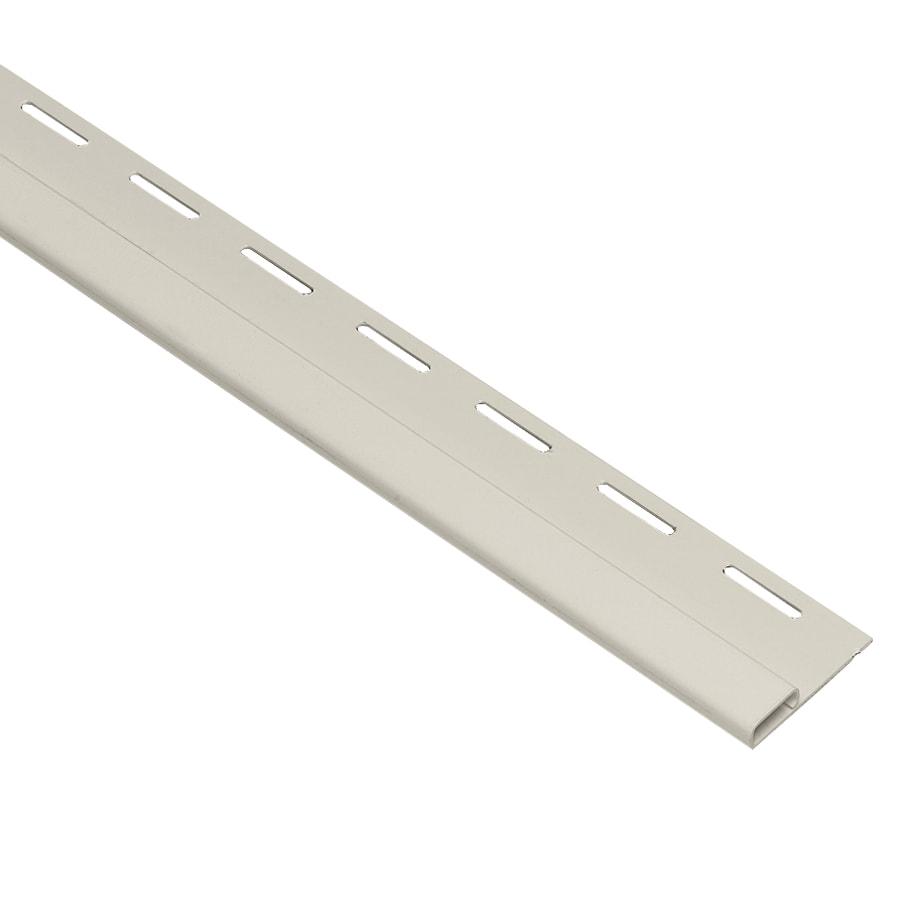 0.75-in x 150-in Almond Undersill Vinyl Siding Trim