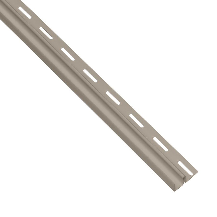 0.5-in x 150-in Clay F-Trim Vinyl Siding Trim