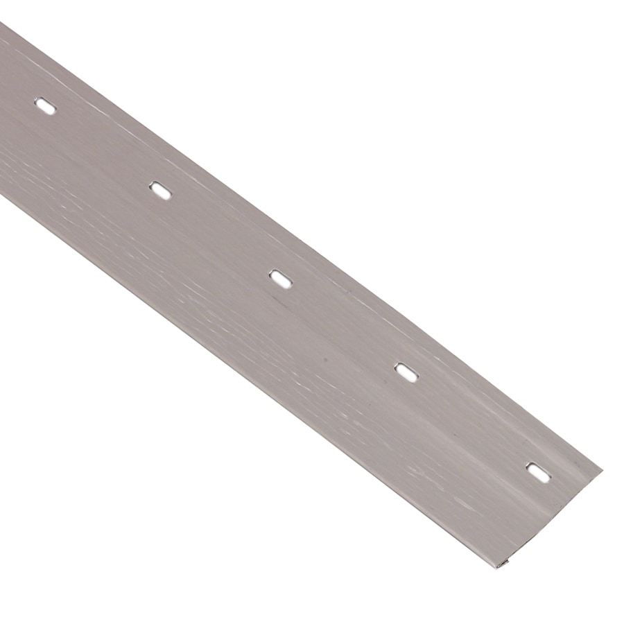 Durabuilt 2.5-in x 120-in Starter Strip Vinyl Siding Trim
