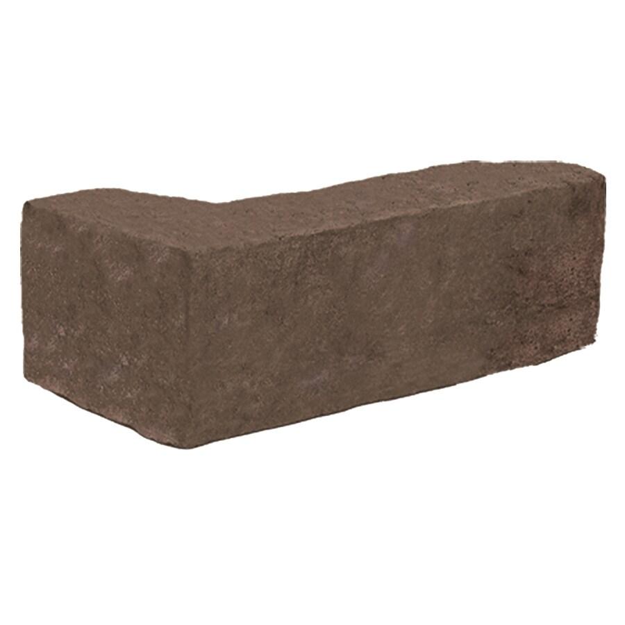 Ply Gem Stone 25-Pack 2.125-in x 7.125-in Fulton Outside Corner Block Brick Veneer Trim