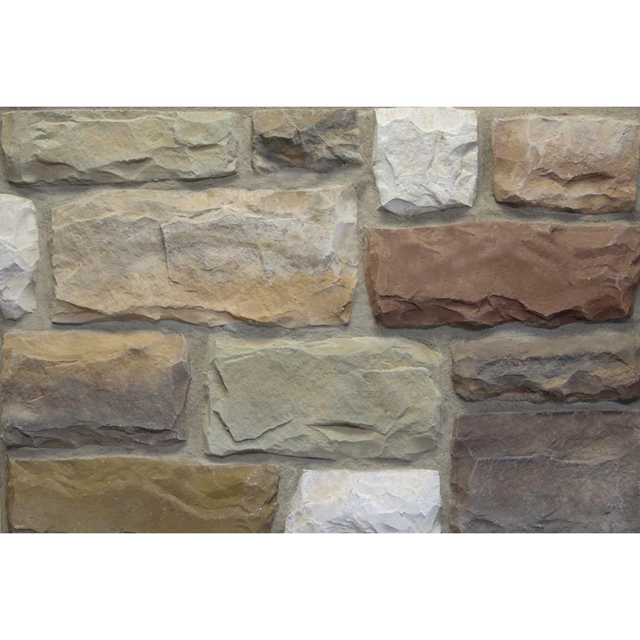 Ply Gem Stone Cut Cobblestone 10-sq ft Aberdeen Faux Stone Veneer