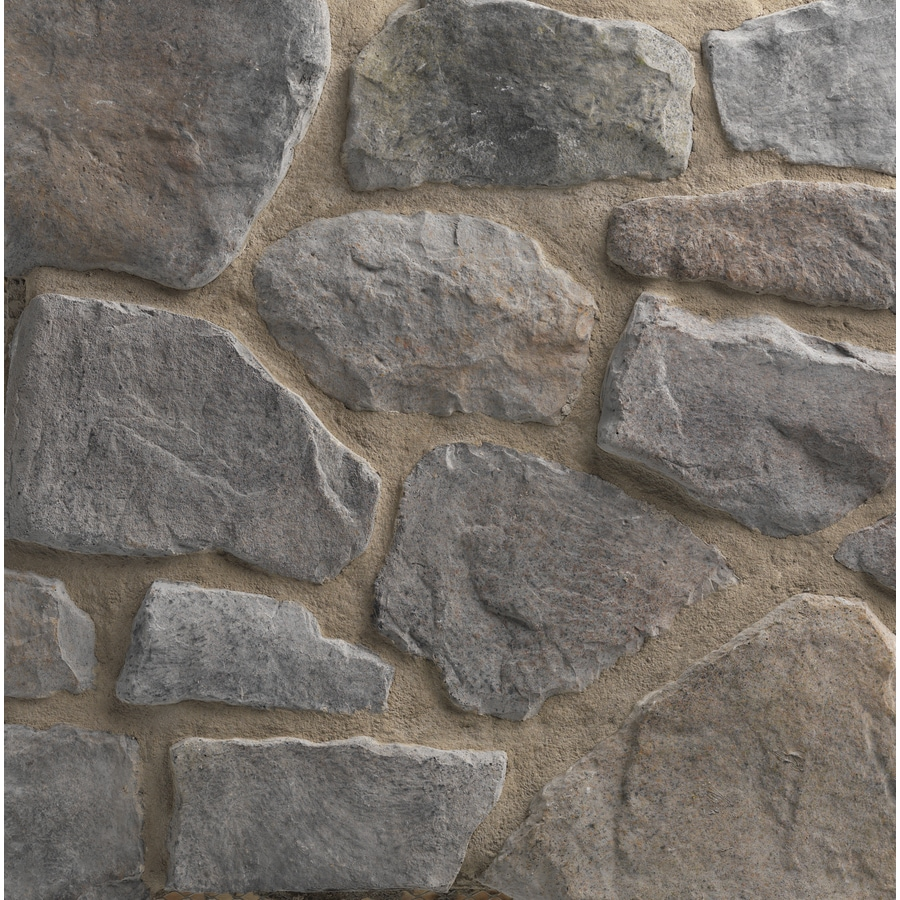 Ply Gem Stone Fieldstone 10-sq ft Hampton Faux Stone Veneer