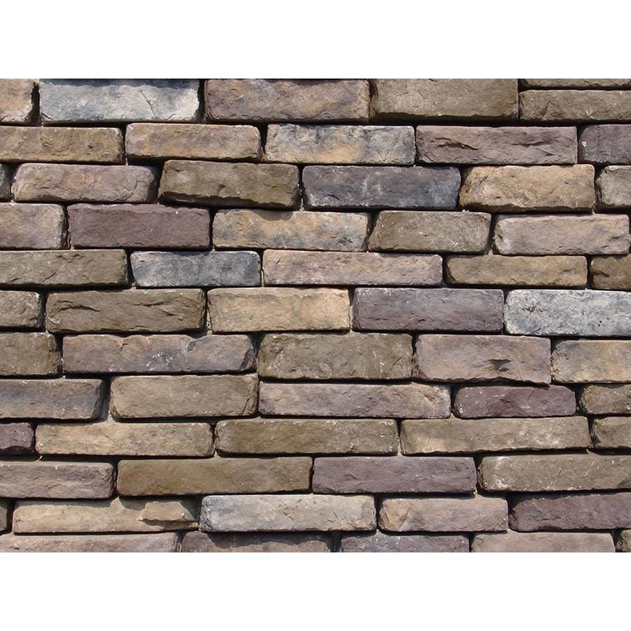 Ply Gem Stone Ledgestone 10-sq ft Buckingham Faux Stone Veneer