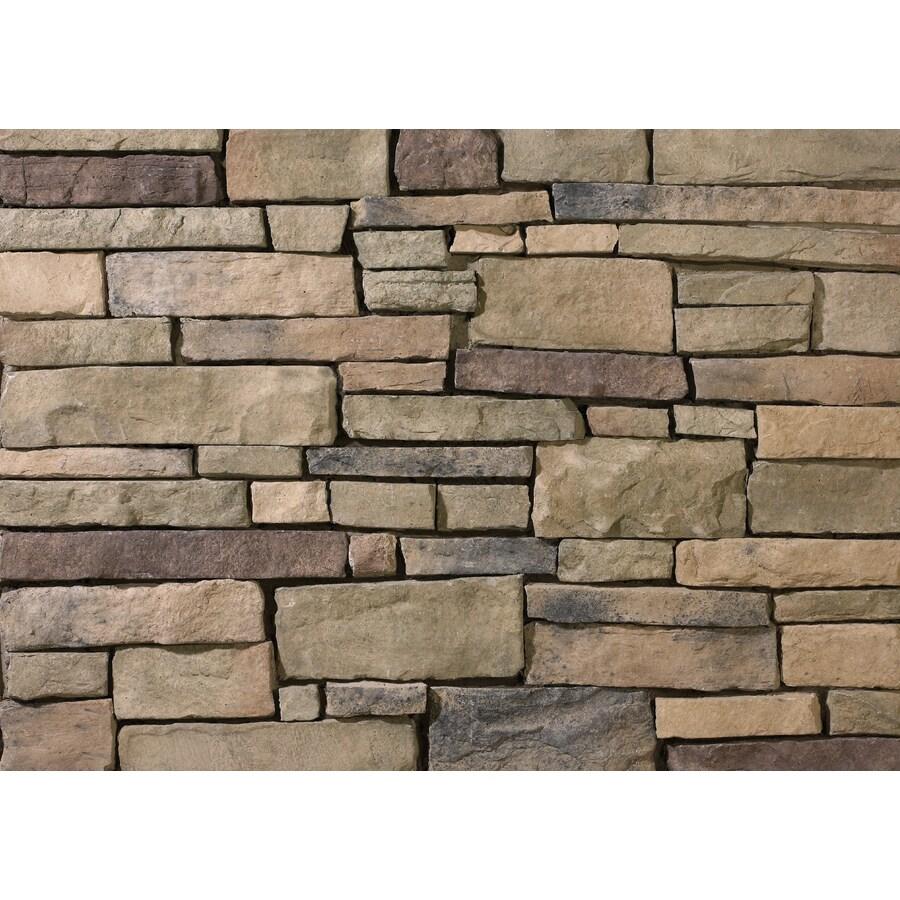Ply Gem Stone Ledgestone 10-sq ft Easton Faux Stone Veneer