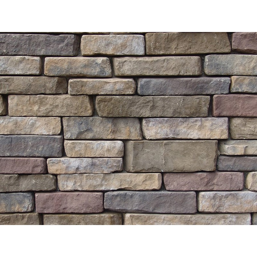 Shop Ply Gem Stone Ledgestone 10 Sq Ft Sherwood Faux Stone
