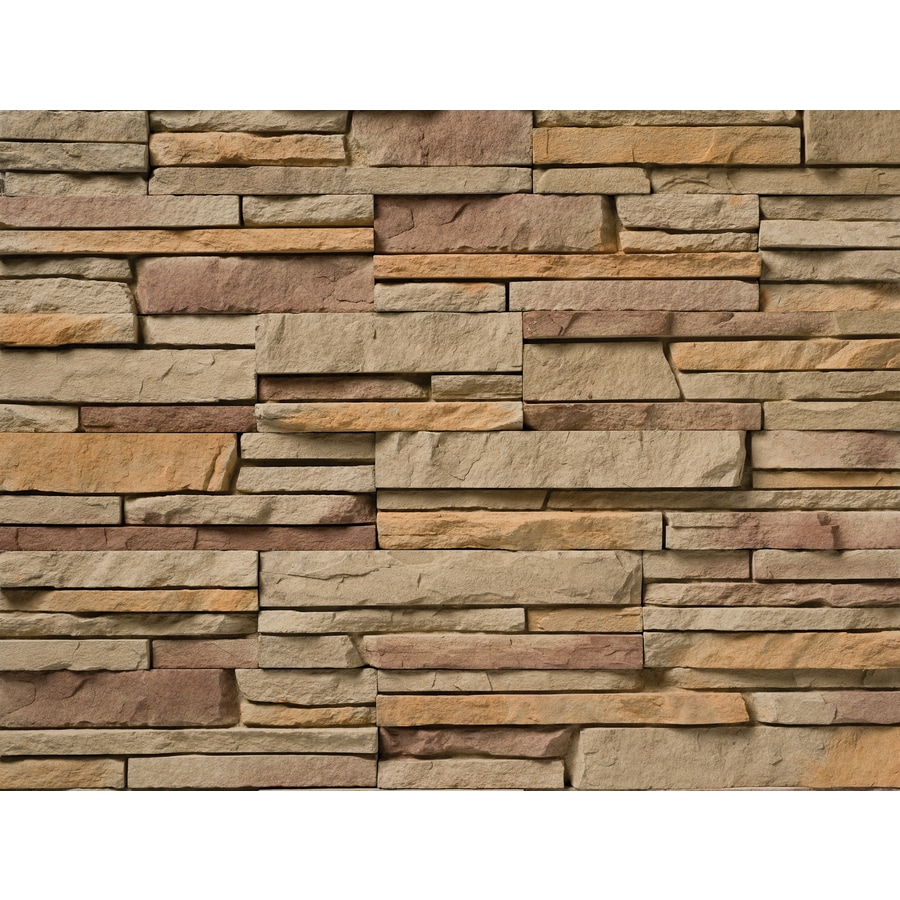 Ply Gem Stone True Stack 10-sq ft Cambria Faux Stone Veneer