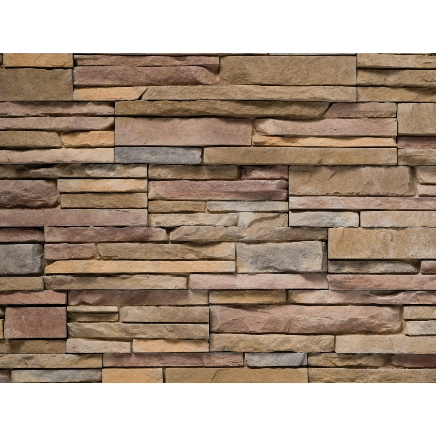 Ply Gem Stone True Stack 10-sq ft Shenandoah Faux Stone Veneer