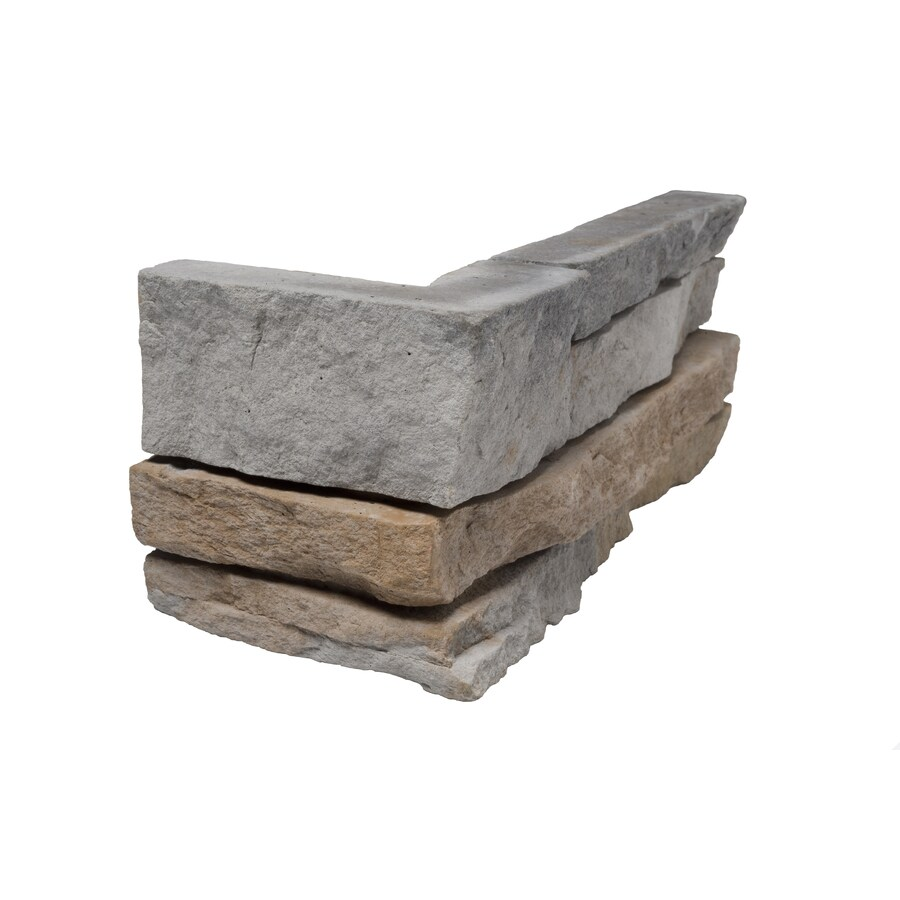 Ply Gem Stone True Stack Calgary Molded Corner Stone Veneer Trim