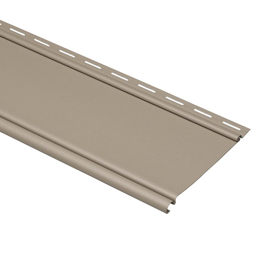 Durabuilt Beaded Clay Vinyl Siding Panel 6.5-in x 148-in
