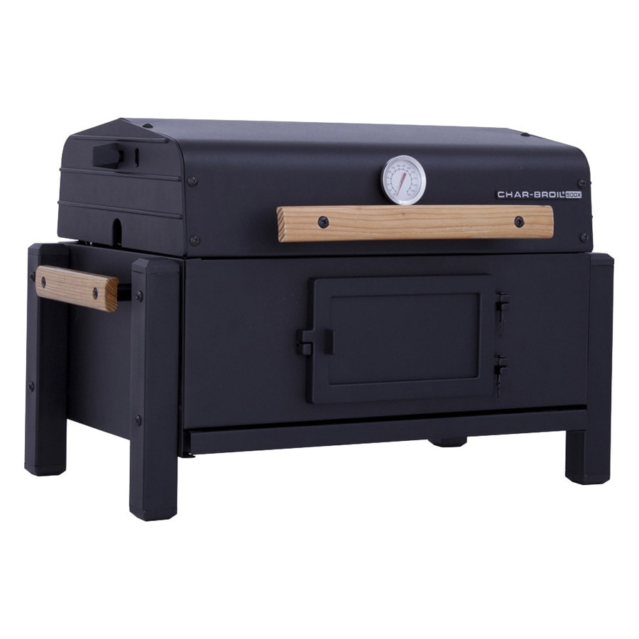 Char-Broil 240-sq in Portable Charcoal Grill