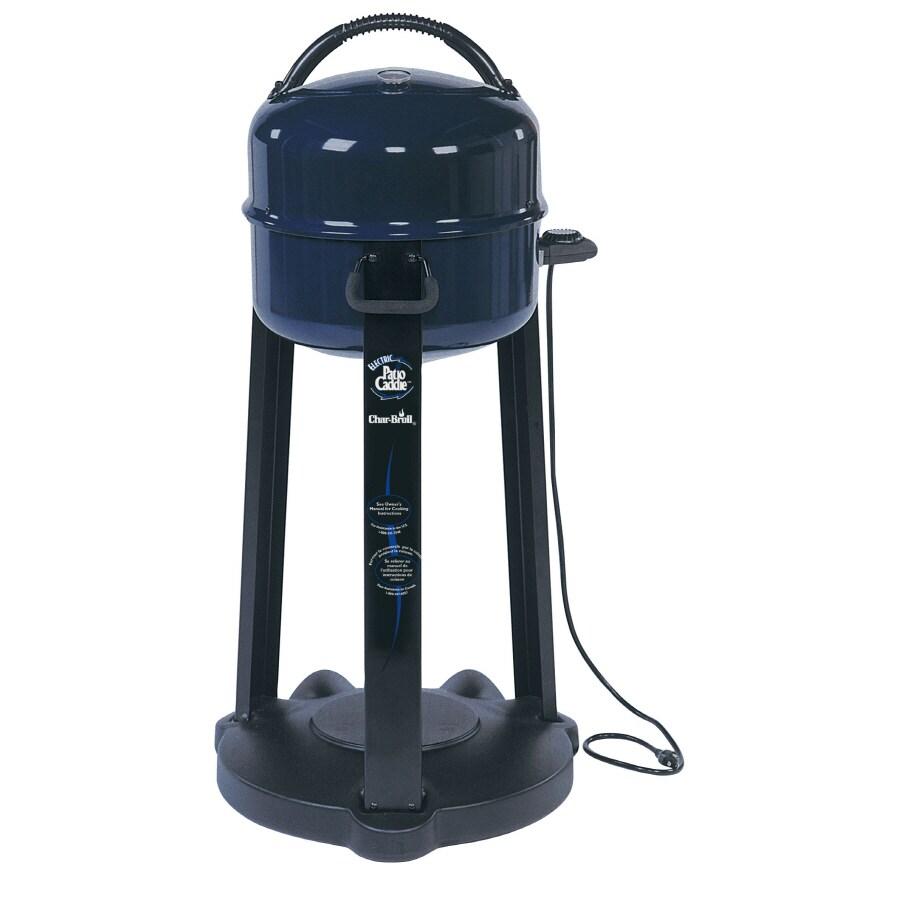 Char Broil 1650 Watt Blue Electric Grill