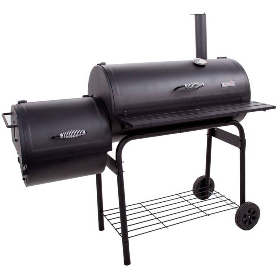 char griller smoker how to use