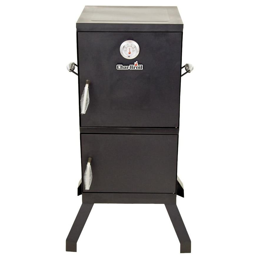Char-Broil 39-in H x 20.75-in W 365-sq in Charcoal Vertical Smoker