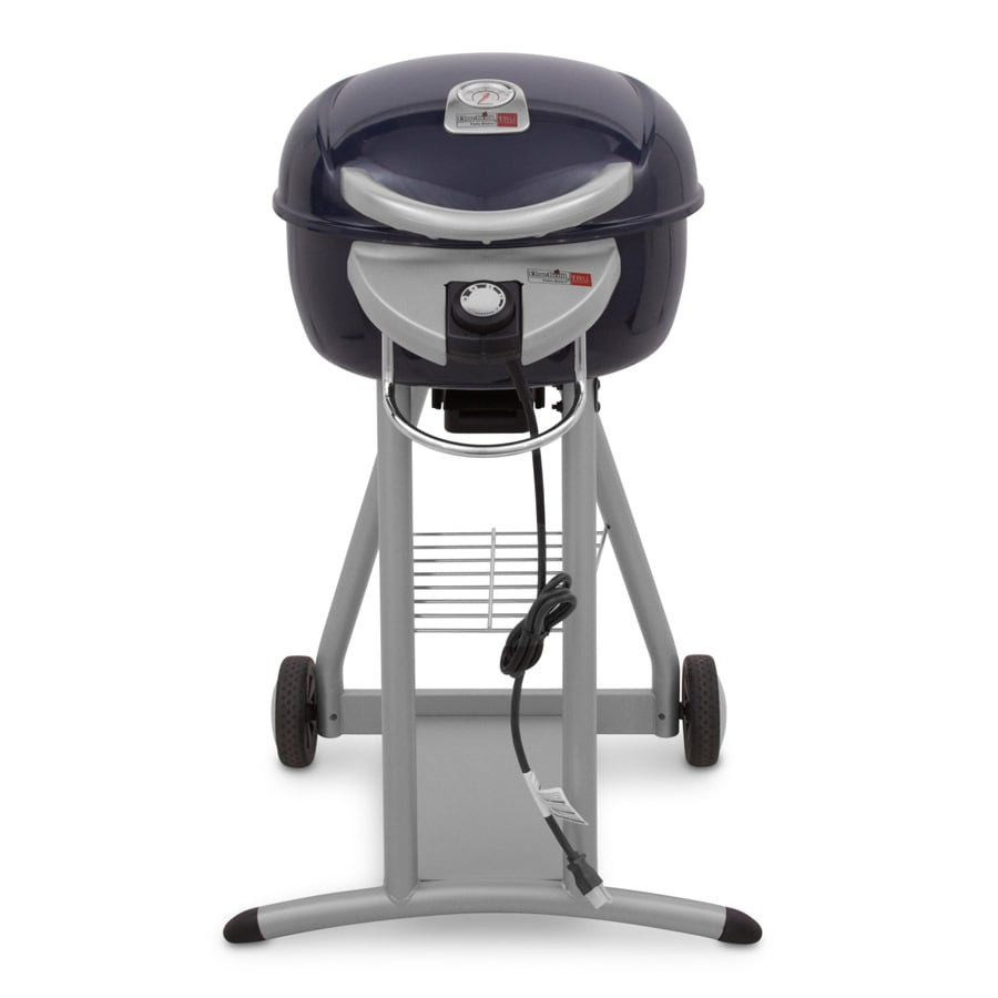 Char Broil Electric Grill ~ Shop char broil patio bistro watt blue infrared