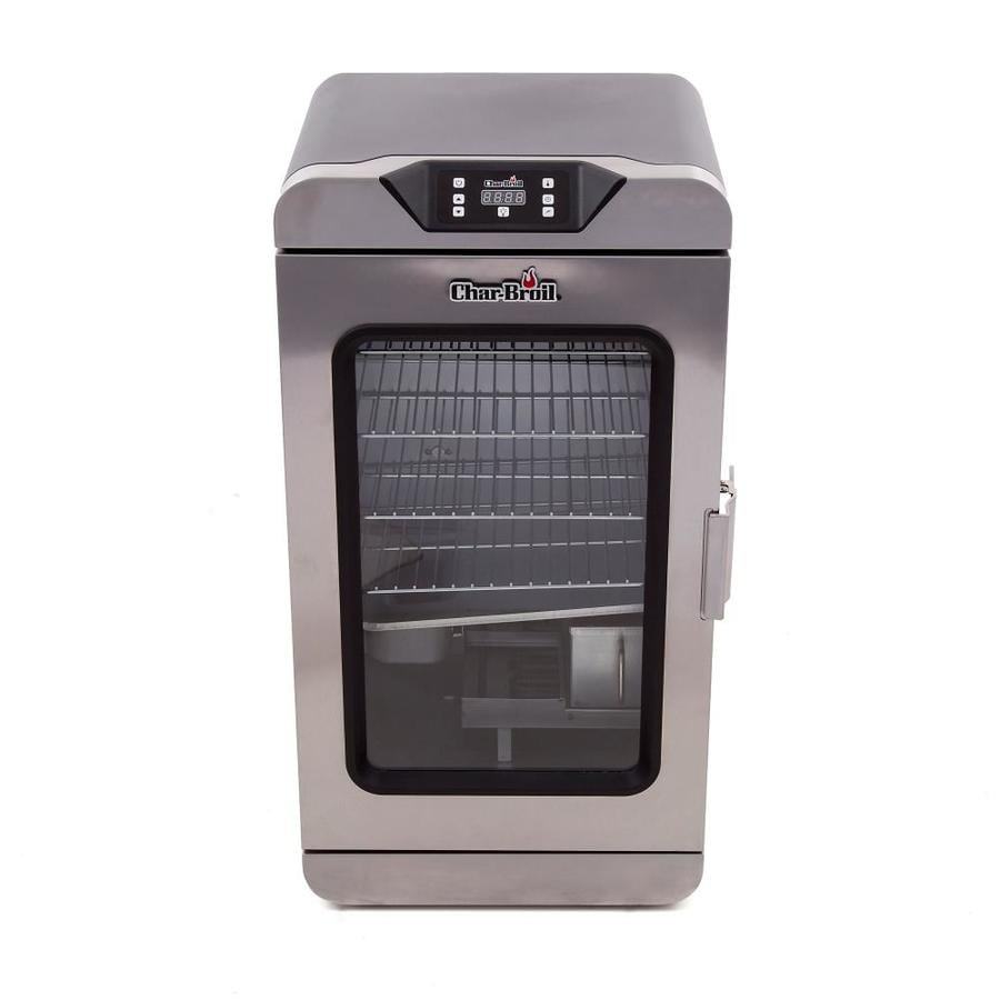 Char-Broil 750-Watt Electric Vertical Smoker (Common: 32-in; Actual: 32.5-in)