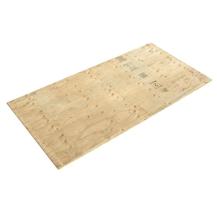 Pyro-Guard 15/32 CAT PS1-09 Pressure Treated Southern Yellow Pine Plywood Sheathing, Application as 4 x 8