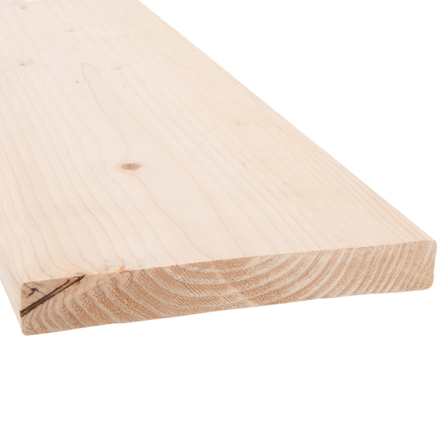 (Common: 2-in x 12-in x 12-ft; Actual: 1.5-in x 11.25-in x 12-ft) Lumber