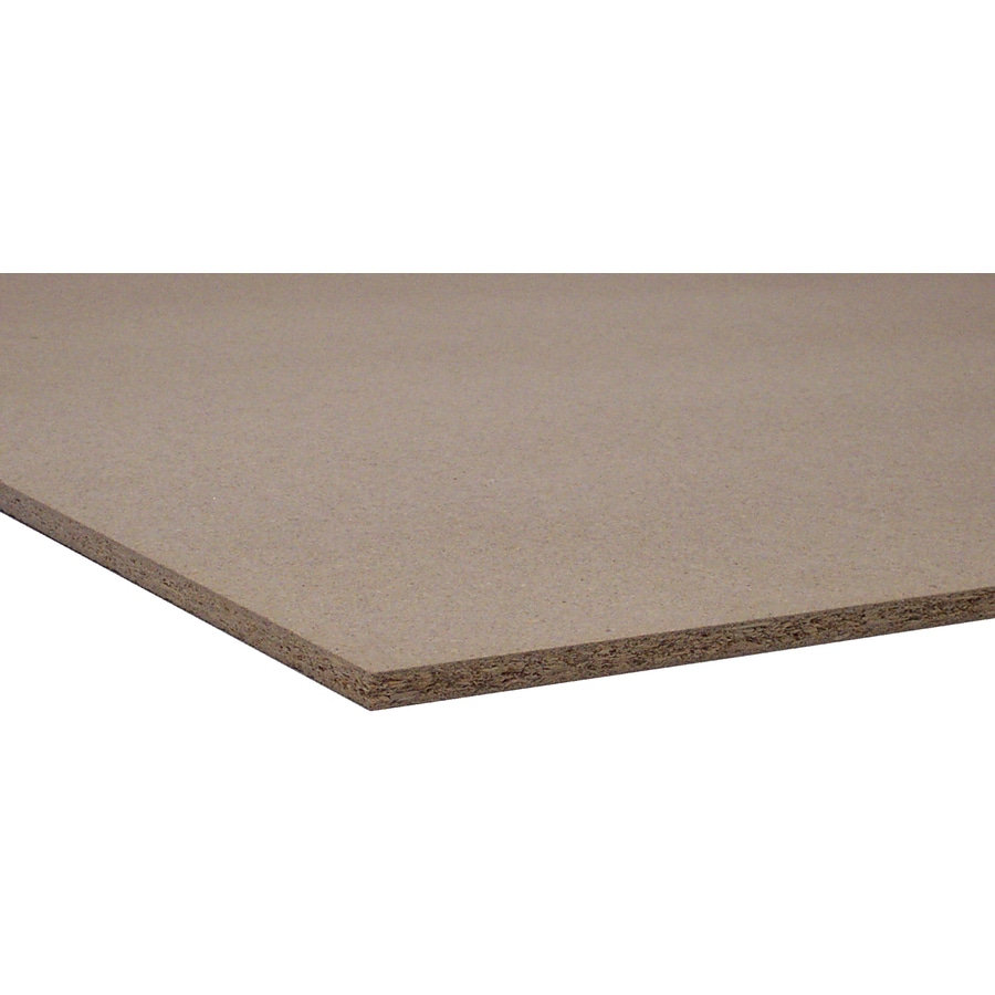 Industrial Particle Board (Actual: 0.75-in x 2.125-ft x 12.083-ft)