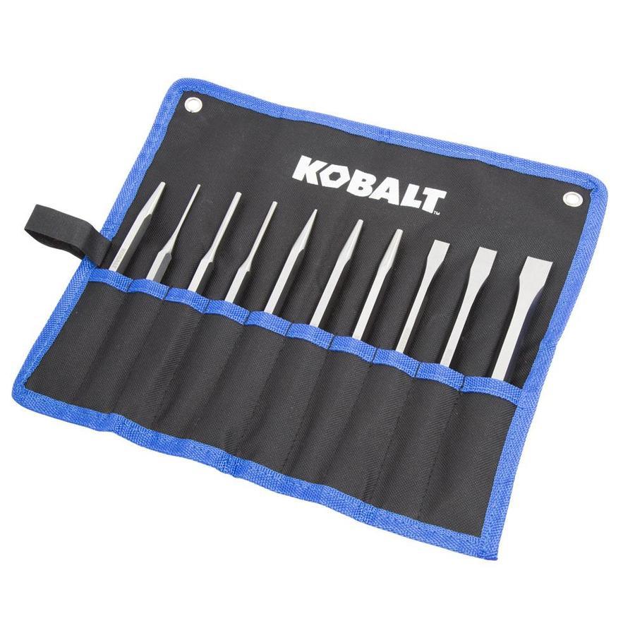 Kobalt 10-Pack Cold Chisels Set