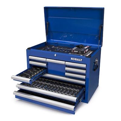 Kobalt Tools Review >> 347 Piece Standard Sae And Metric Polished Chrome Mechanics Tool Set