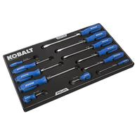 Kobalt 12-Piece Phillips Slotted Screwdriver Set 80839 Deals