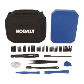 Kobalt 50-Piece Small Electronics Repair Screwdriver Bit Set