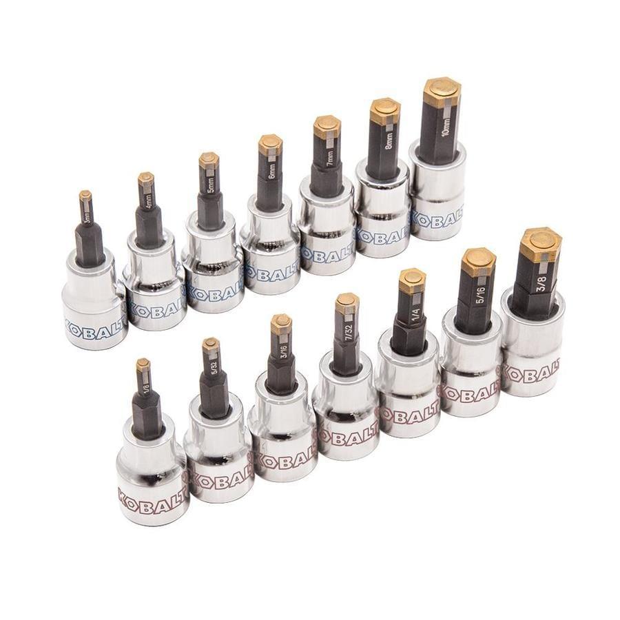 KOBALT Standard//SAE Wrench Bottle Cap Opener Tool Lifetime Warranty BRAND NEW