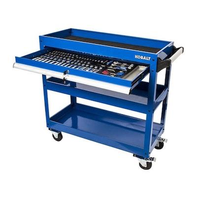 Kobalt Tools Review >> 141 Piece Standard Sae And Metric Polished Chrome Mechanics Tool Set